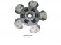 Clutch Plate 5 Fan