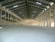 Factory Shed with Land for Sale